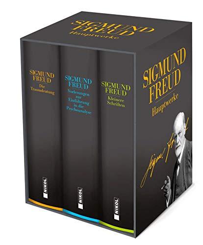 Sigmund Freud: Hauptwerke: 3 Bände im Schuber