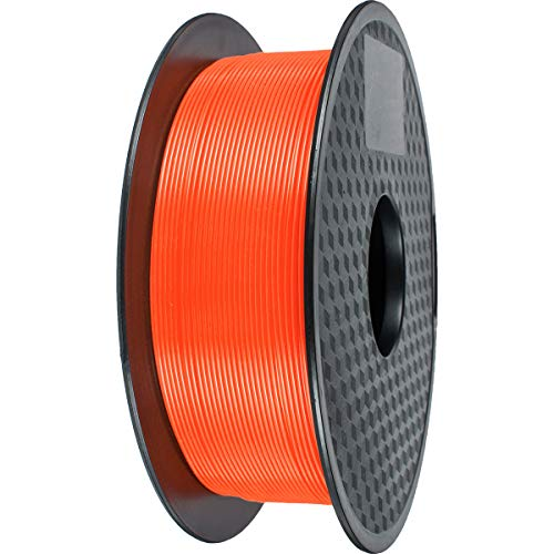 Filamento PLA 1,75 mm, GIANTARM Stampante 3D Filamento PLA 2 kg (Nero + Bianco)…