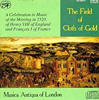 Field of Cloth of Gold by VARIOUS ARTISTS (2011-01-11)