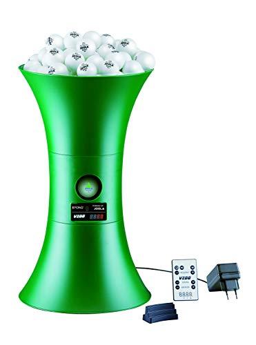 Joola 21127 TT-Roboter Buddy - Robot para ping pong, color Verde