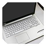 Funda protectora para teclado Lenovo IdeaPad 330 320 320-17 330-17 HD - i5-8250U de 17 pulgadas, color blanco