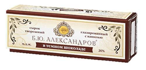 【ロシア】プレミアムチーズ・ダークチョココーティング(乳脂肪26%)50g【ケース】12個 スィローク
