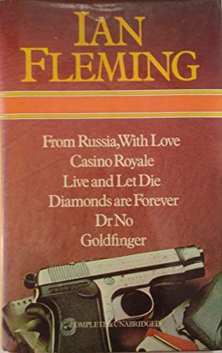 From Russia With Love / Casino Royale / Live And Let Die / Diamonds Are Forever / Dr. No / Goldfinger