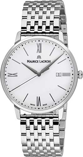 Maurice Lacroix Eliros EL1118-SS002-113-2 Reloj de Pulsera para Hombres