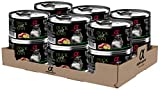ALPHA SPIRIT Alimento Completo Húmedo para Perros Pato con Kiwi - Paquete de 12 x 150 gr - Total: 1800 gr