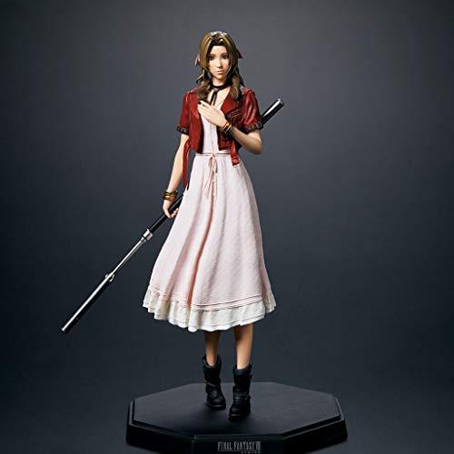 Lotoy Final Fantasy VII Figura Aerith PVC chibi