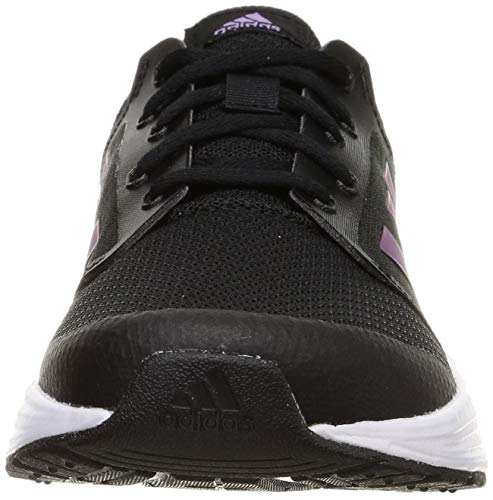 adidas Galaxy 5, Zapatillas de Running Mujer, NEGBÁS/CERMET/FTWBLA, 38 EU