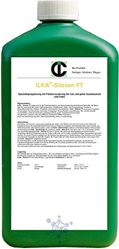 ilka–siloxan FT impermeabilizzante con verfestiger e Intensificatore