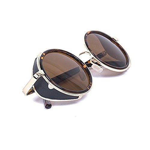 Gafas de Sol, Unisex, Adulto, Talla Única (Turquesa)