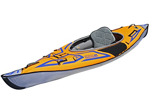 Advanced Elements AdvancedFrame Sport, Inflatable Kayak Unisex Adulto, Arancione, Taglia Unica