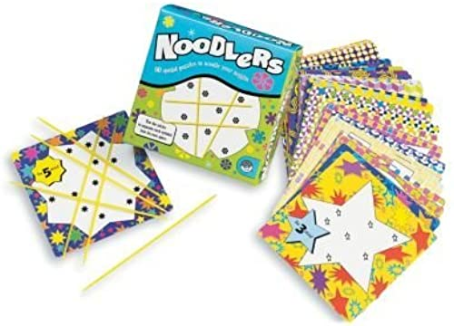 Noodlers Puzzle Box by MindWare