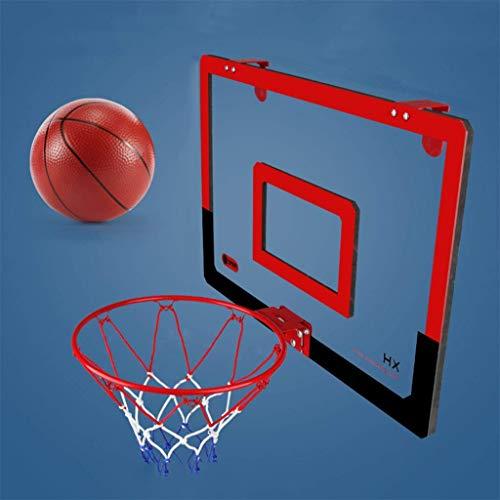 Marco de baloncesto, canasta colgante para niños en el hogar, tableros de baloncesto para niños en interiores y exteriores, dormitorio puede lanzar una máquina de clavados,...