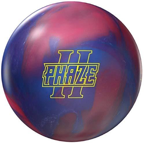 Storm Bowling Phaze II High Performance Bowling Ball Reaktiv Bowlingkugel mit runder Bogenbewegung Größe 15 LBS