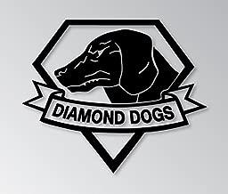 Diamond Dogs Logo - Metal Gear Solid - Vinyl Decal