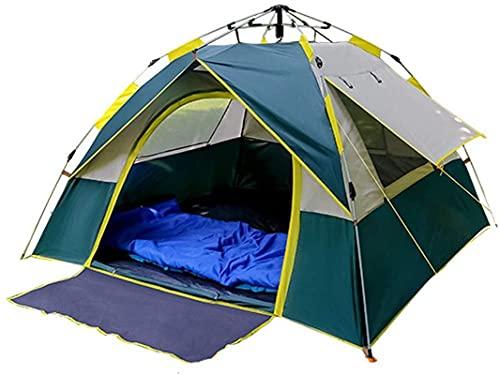 SHWYSHOP Tiendas de campaña para Acampar Tiendas de campaña Carpa de Camping automática móvil para Senderismo al Aire Libre Pesca Mochila para Pesca con Mochila (Col