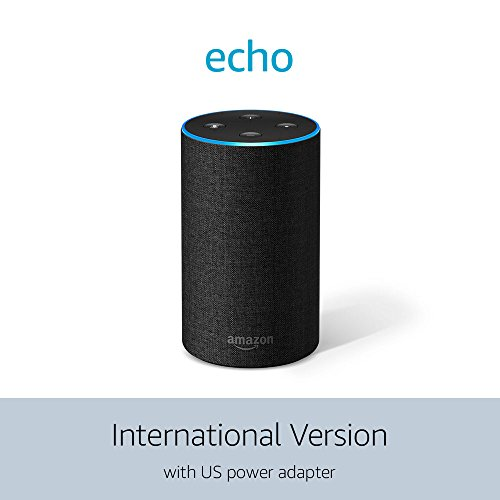 Echo (2nd Generation) International Version – Charcoal Fabric