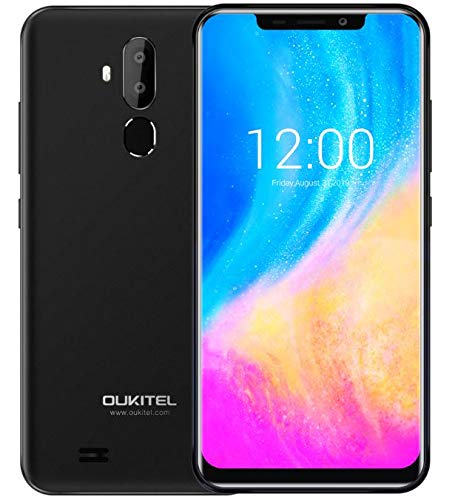 OUKITEL C12 Android 8.1 Móvil Libre – 6.18