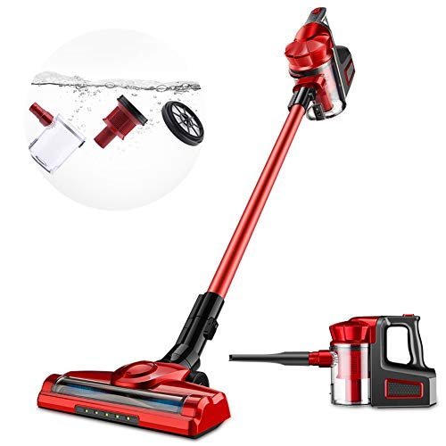 Why Should You Buy LFEWOX Vacuum Cleaners,Portable 2 in 1 Cordless Hand Held Vertical & Wall-Mount 9...