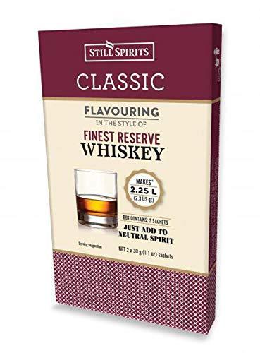 Still Spirits Classic Finest Reserve Scotch Whiskey Premium Essence Makes 2.25L