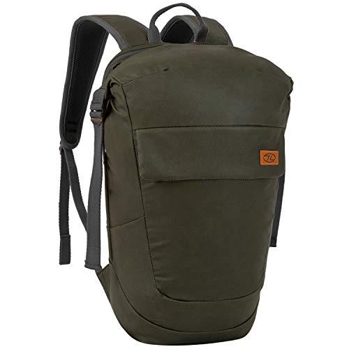 HIGHLANDER DS183-FNT Backpack Unisex-Adult, Vert Olive, 18L