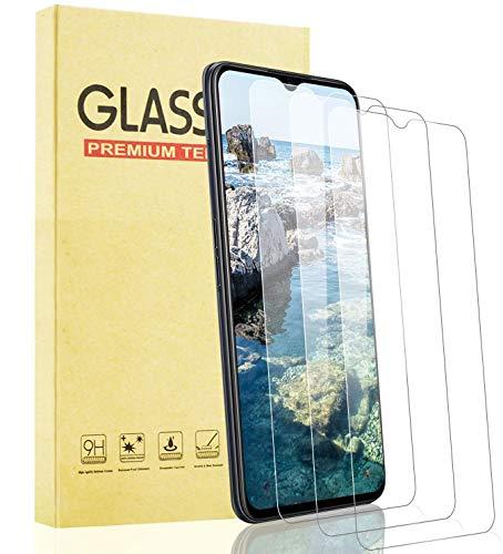 Lixuve Protector de Pantalla para OPPO A5 2020/OPPO A9 2020 Cristal Templado,...