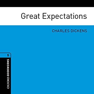 Great Expectations (Adaptation) audiobook cover art