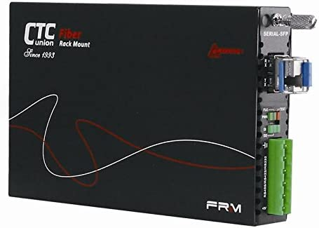 FRM220-SERIAL-SFP - Super popular specialty store RS-232 RS-485 Gorgeous fiber RS-422 media converter