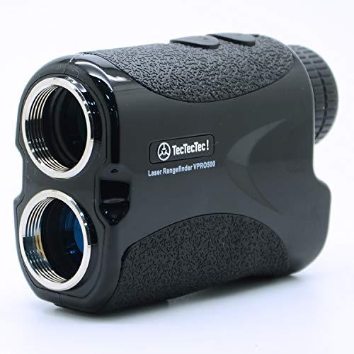 TecTecTec VPRO500 Golf Rangefinder - Laser Range Finder with Pinsensor - Laser...