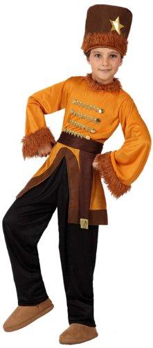 Atosa - Disfraz de ruso para niño, talla 7-9 años (8422259158509)