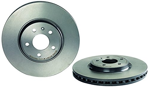 Brembo 09.A758.11 COATED DISC LINE Bremsscheibe - 1 Stück