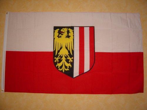 Fahnen Flaggen OBERÖSTERREICH 150 x 90 cm