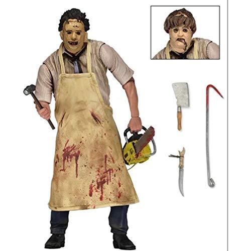 EASTVAPS Texas Chainsaw Massacre Horror - Modellino di bambola