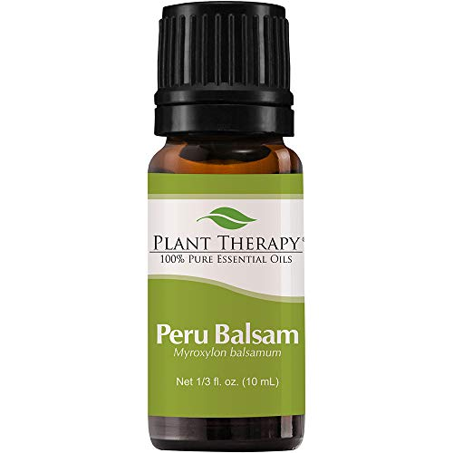 Plant Therapy Essential Oils Peru Balsam 10 mL (1/3 oz) 100% Pure