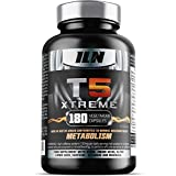 T5 XTREME for Men and Women - HIGH STRENGTH in CHROMIUM which contributes