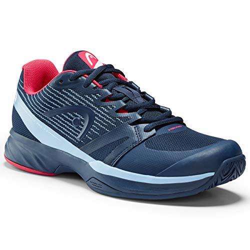 HEAD Sprint Pro 2.5 Womens Tennis Shoe - Dark Blue/Magenta - Size 8