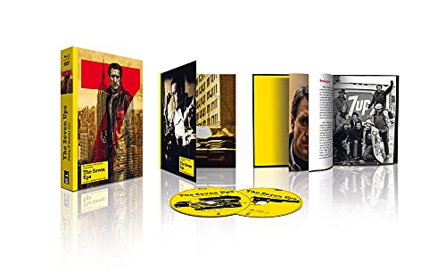 The Seven-Ups (Police puissance 7) [Édition Collector Blu-ray + DVD + Livre]
