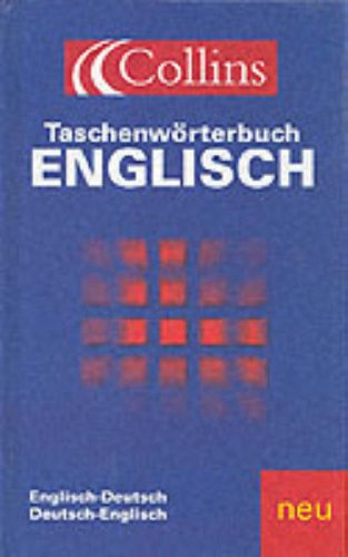 Xgerman/English Taschenwbuch (Dictionary)