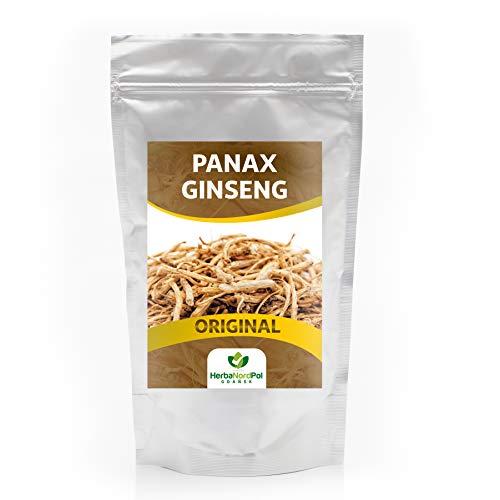 HerbaNordPol Panax Ginseng Wurzel ganz (100)