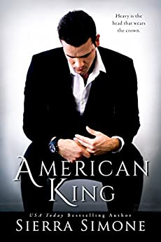 American King (New Camelot Book 3) by [Sierra Simone]