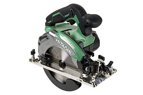 Hitachi C18DBALP4 18V Cordless Brushless Lithium Ion 6-1/2 Deep Cut Circular Saw (Tool Only, No Battery)