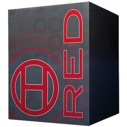 Red Premium Mixer Enegy