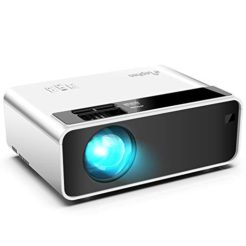 Mini Proyector, ELEPHAS Proyector Portatil 5500 Lux Proyecto