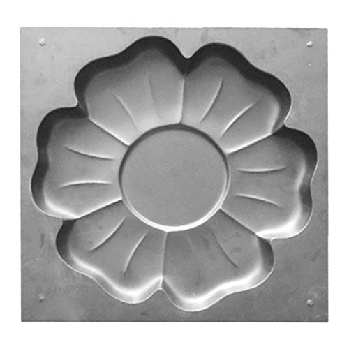 T-HOT Walk Maker Concrete Mold, Flower-Shape Mold Pathmate Stone Mold, Stepping Stone Molds, Garden Decor DIY Tool