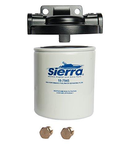 Sierra 18-7982-1 Fuel Water Separator Kit