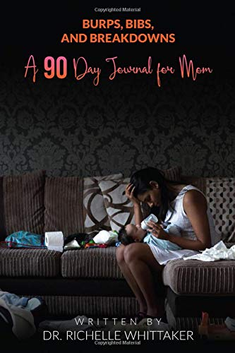 Burps, Bibs, and Breakdowns: A 90 Day Journal for Mom
