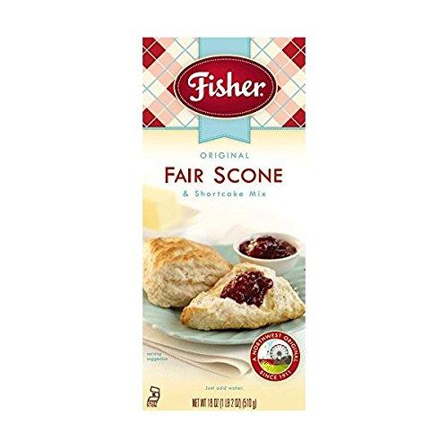 Fisher All Natural Original Fair Scone