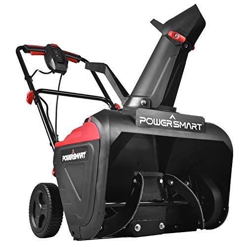PowerSmart Snow Blower, 21-INCH Electric Snow...