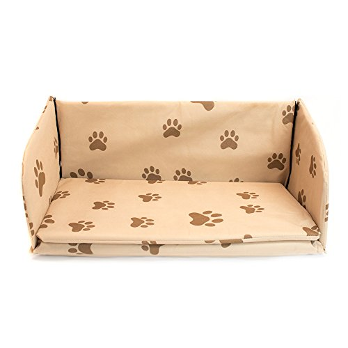 JSNY Expandable Paw Print Pet Couch