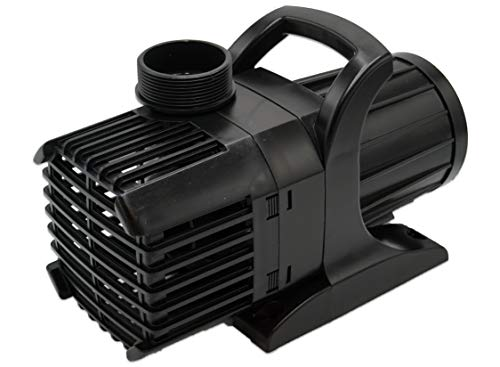 Aqua Pulse 5,200 GPH Submersible Pump for Ponds, Water Gardens, Pondless Waterfalls and Skimmers