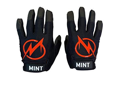 Cutter 4 Premium Ultimate Frisbee Gloves by Mint - Meticulously Designed for Performance and Protection